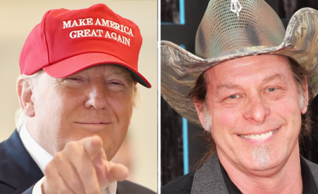 16 Celebrities Who Actually Support Donald Trump
