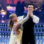 Mark Ballas, Shawn Johnson Pic