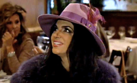 The Real Housewives of New Jersey Recap: WTH Is She Wearing?
