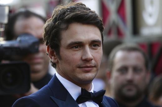 James Franco Red Carpet Pic