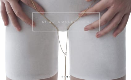 New Jewelry Highlights Thigh Gap Obsession, And It's Weird