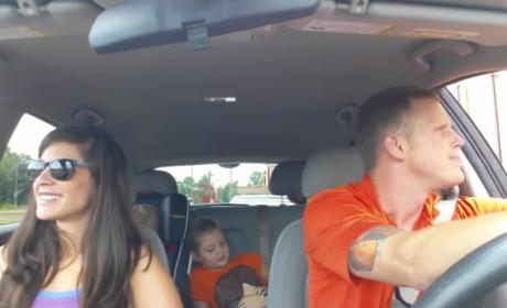 Husband Gives Insane Starbucks Order, Wife Can't Stop Laughing