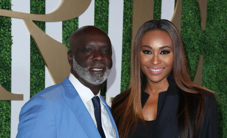 Cynthia Bailey and Peter Thomas Pic