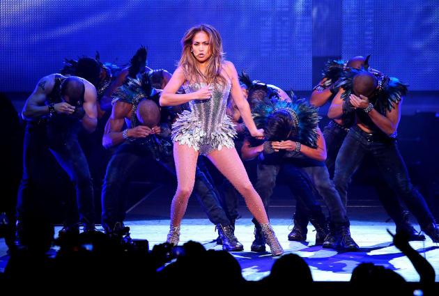 Jennifer Lopez On American Idol Time To Go The Hollywood Gossip