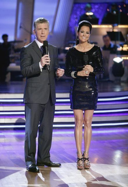 Tom Bergeron on DWTS