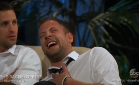The Bachelorette Clip - Craig Gets Wasted