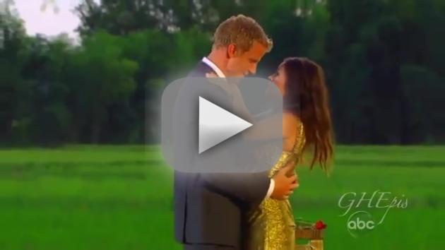 Sean lowe and catherine giudici the proposal