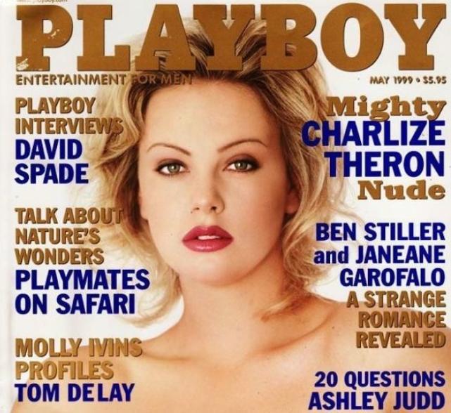 Celebrity playboy magazine