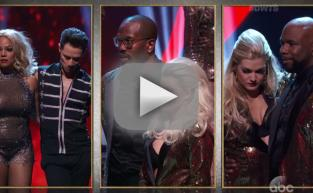 Dancing With the Stars Double Elimination Reveal