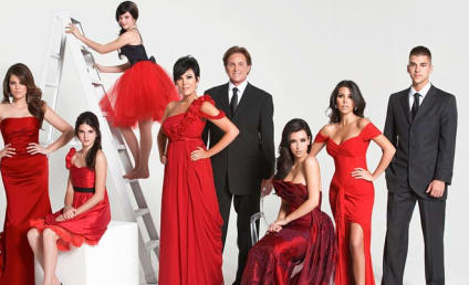 Presenting: The Kardashians' Khristmas Kard!