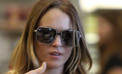 Sienna Miller Follows Loose Lead of Lindsay, Nicky