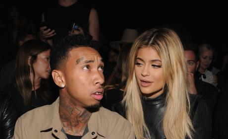Kylie Jenner-Tyga Sex Tape: Already Leaked Online?!