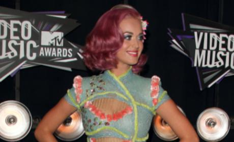 Katy Perry VMA Picture