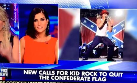 Kid Rock to Confederate Flag Critics: Kiss My Rear End!