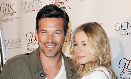 LeAnn Rimes and Eddie Cibrian: Married!