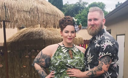 Tess Holliday Gives Birth to Second Baby!