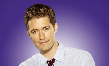 Matthew Morrison to Tour with NKOTBSB