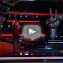 Watch This Couple Get ENGAGED on The Voice!