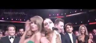 """Jessie J Performs """"Bang Bang"""" at AMAs, Grinds with Taylor Swift & Khloe Kardashian Because Obviously"""