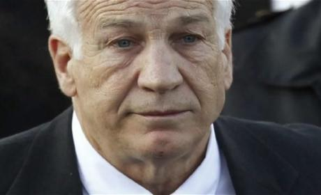 Jerry Sandusky Records Statement from Jail, Alleges Giant Conspiracy Against Him