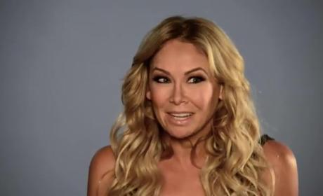 Kym Johnson For PETA