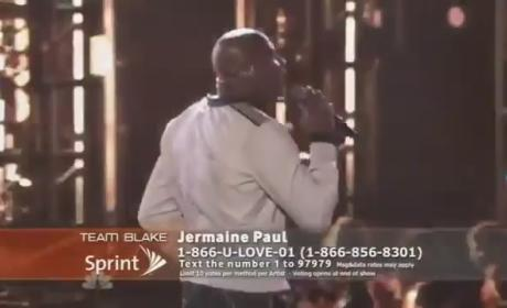 "Jermaine Paul - ""Livin' on a Prayer"" (The Voice)"