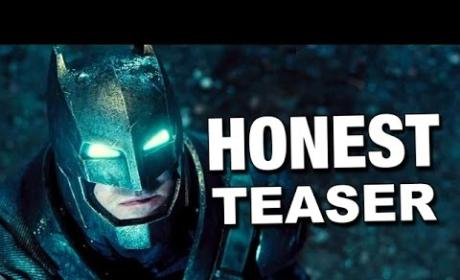 Batman v. Superman: Dawn of Justice Honest Trailer