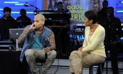 Chris Brown Off the Hook For GMA Rampage
