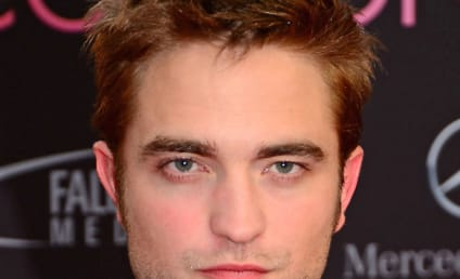 Robert Pattinson Reacts to Nickname: Down with R. Patt!