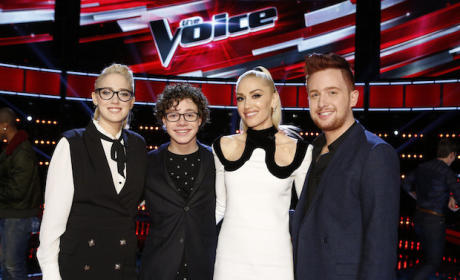 Team Gwen (The Voice)
