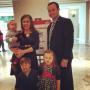 Josh, Anna Duggar and Family