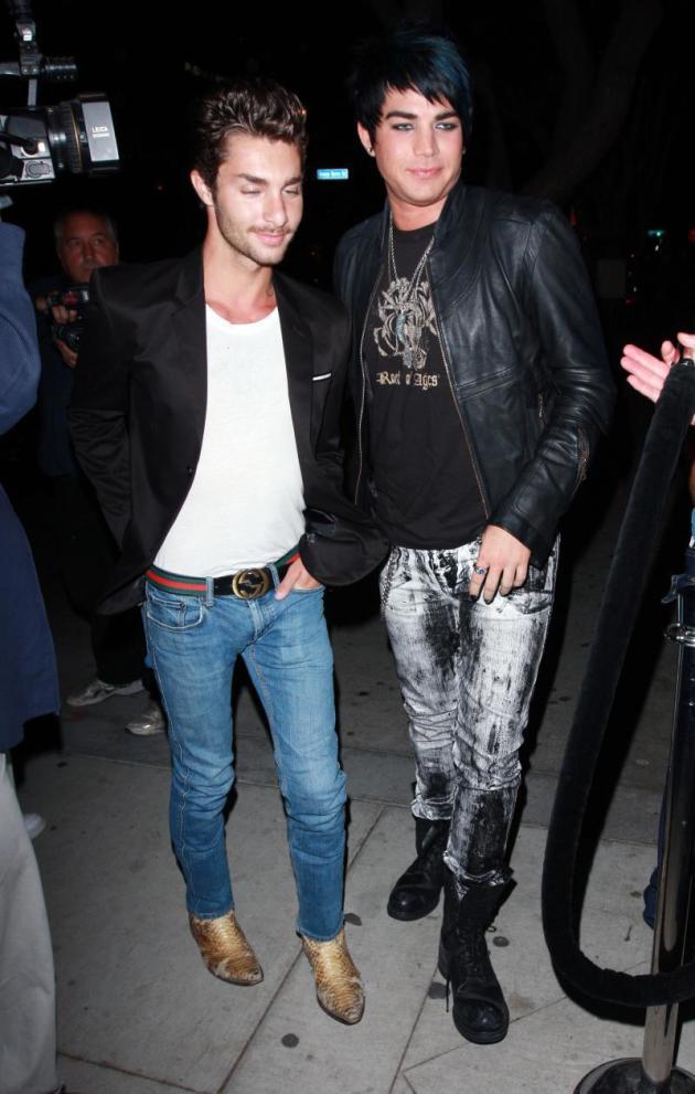 Adam Lambert, Boyfriend