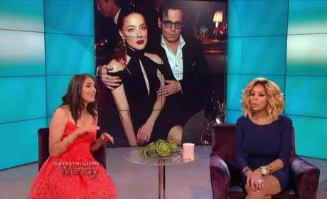 Wendy Williams: Johnny Depp & Amber Heard Are BOTH Lying!