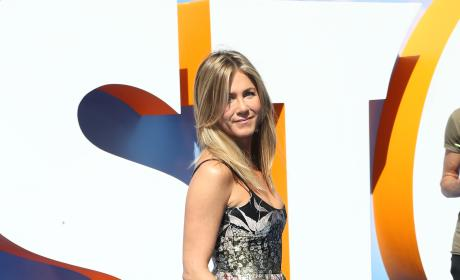 Jennifer Aniston Storks Premiere 2016