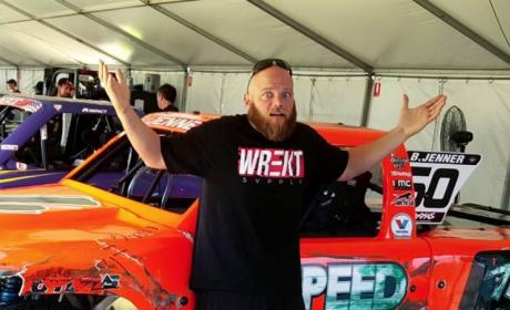 Burt Jenner SLAMMED On Instagram for Alleged Bad Parenting