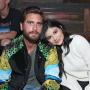 Kylie Jenner and Scott Disick in the club
