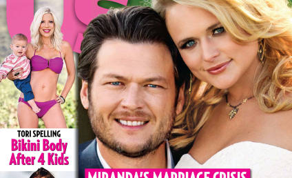 Miranda Lambert and Blake Shelton: Standing By Each Other (But Monitoring Texts)!