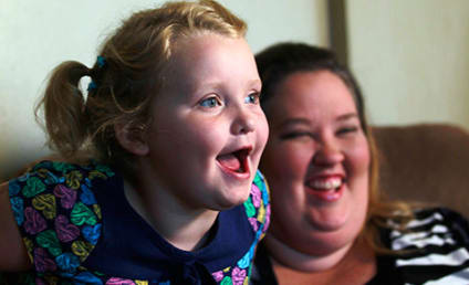 "Uncle Poodle: Honey Boo Boo is ""Morbidly Obese,"" and June Shannon is to Blame!"