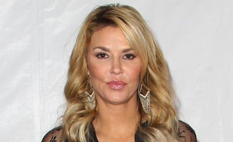 Brandi Glanville Encourages 12-Year-Old Son to Ask Girls If They're Virgins, Continues to Be an Idiot