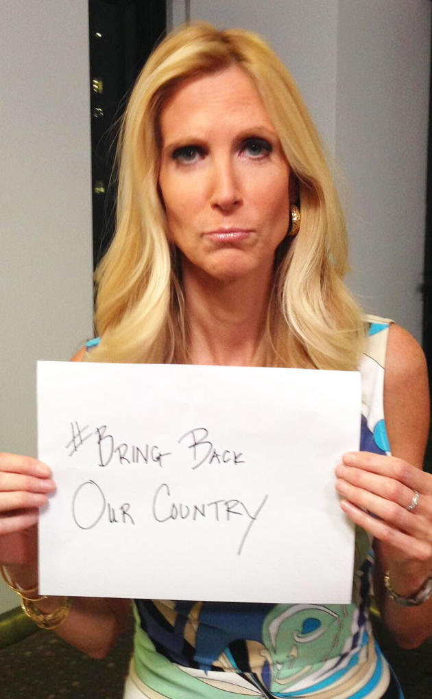 Ann Coulter: Bring Back Our Country