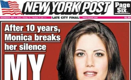 Monica Lewinsky Sucks Headline: Deserved or Distasteful?