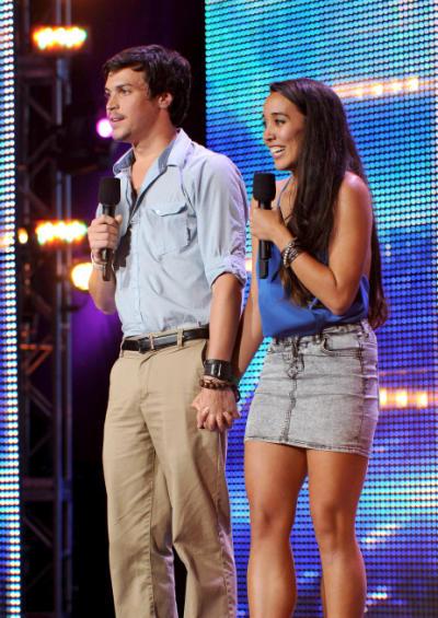 Alex & Sierra Picture