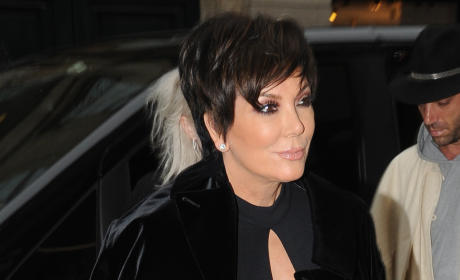 Kris Jenner to Rob Kardashian: Stay Inside, Stop Embarrassing Family!!