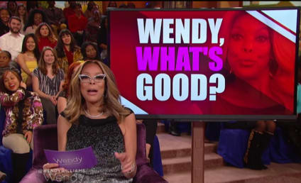 The Wendy Williams Show Gets Renewed for Some Reason