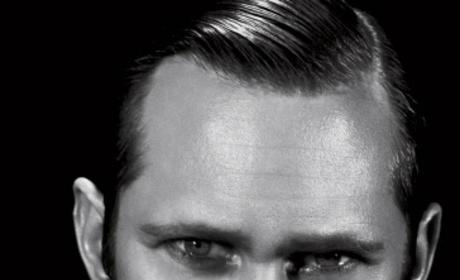 Alexander Skarsgard: A (Hot!) Milennium Man
