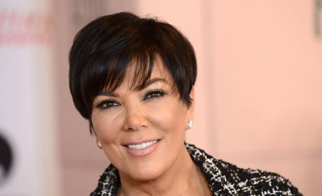 Kris Jenner Shoots Down Playboy Rumor: Who Wants to See Me Naked?!?