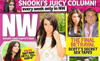 Kim Kardashian Threatens Lawsuit Over Drug-Fueled Tabloid Rumor