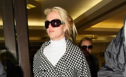 No Slowing Britney Spears Party Express as Birthday Countdown Begins; Ho Train Out in Force