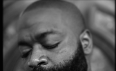 "Rick Ross Gets ""Rich Forever"" Tattoo on His Chin"