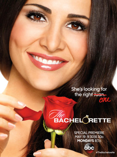 Andi Dorfman Bachelorette Poster